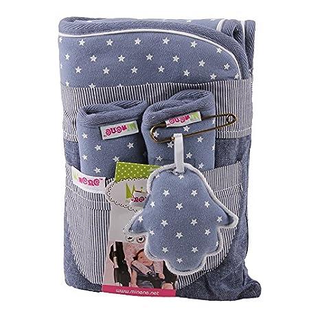 Minene - Colchoneta para cochecito de bebé (incluye ...