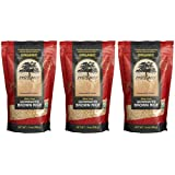 truRoots Organic Germinated Brown Rice (3x14 oz.) by truRoots