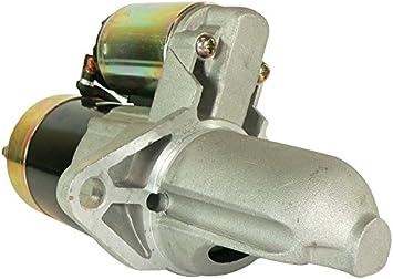 DB Electrical SMT0108 New Starter for Subaru Forester 2.5L 2.5 98 99 00 01 02 1988 1999 2000 2001 2002 Impreza 1.8L 2.2L 2.5L 97 98 99 00 01 02 03 1997 1998 1999 2000 2001 with Manual Transmission