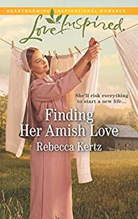 Book Cover: Finding Her Amish Love