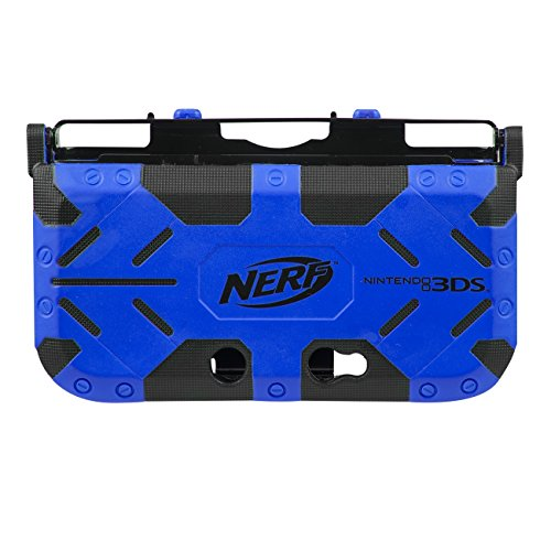 PDP Nerf Armor for New 3DS XL - Blue
