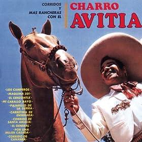 """Amazon.com: Máquina 501: Francisco """"Charro"""" Avitia: MP3"""