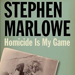 Homicide Is My Game Audiobook
