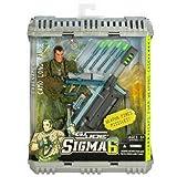 : G.I. Joe 8 Inch Commando Sigma 6 Camo Long Range