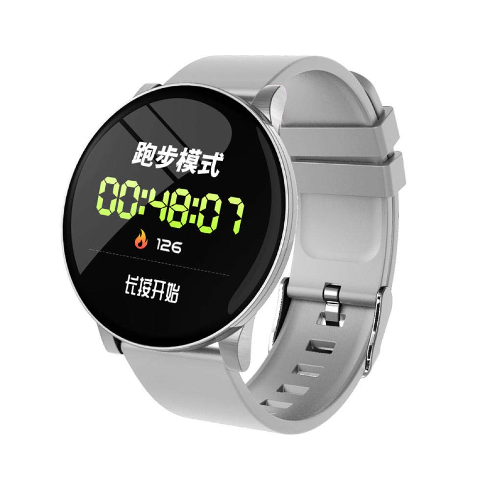 Reloj Fitness Podómetro,Reloj Inteligente con Pantalla a ...