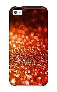 Tpu ZippyDoritEduard Shockproof Scratcheproof Glittery Bokeh Hard Case Cover For Iphone 5c