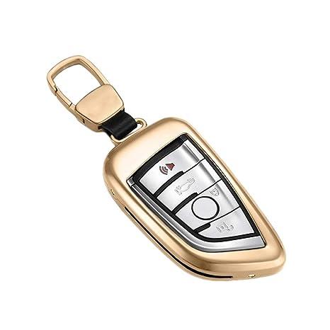 YSHtanj - Carcasa para llave de coche con diseño de aleación ...