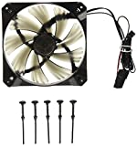 Antec Truequiet Led 120mm Fan Combines Design With Superior Performance to Deliv