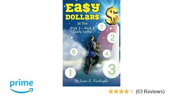 Ea$y Dollar$: at the Pick 3 - Pick 4 Daily Lotto: Isaac