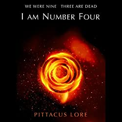 I Am Number Four: Lorien Legacies, Book 1