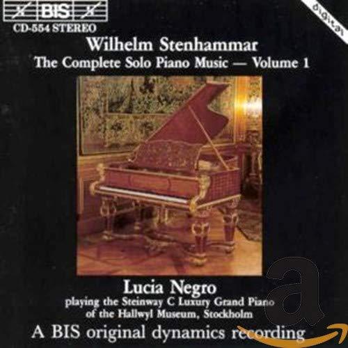 Stenhammar: Complete Solo Piano Vol. 1 Max 55% OFF Music Rapid rise