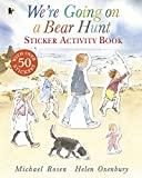 We're Going on a Bear Hunt: Sticker Activity Book