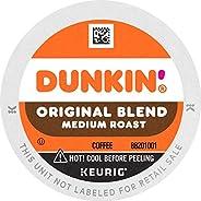 Dunkin' Original Blend Medium Roast Coffee, 60 Keurig K-Cup
