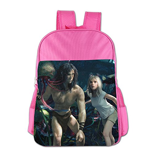 tarzan-boys-girls-school-bagpack-pink