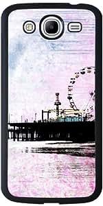 Funda para Samsung Galaxy Mega 5.8 (i9150) - Rosa Muelle Grunge by Christine aka stine1
