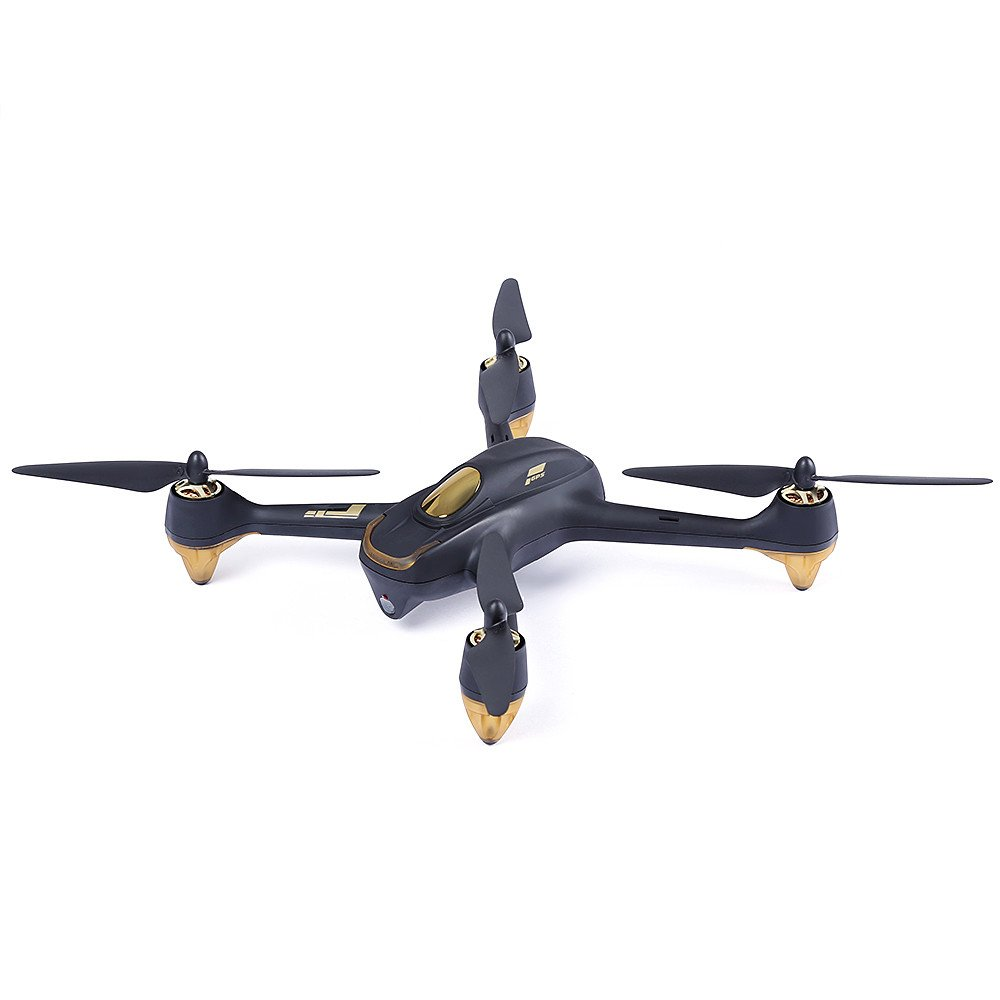 Glumes RC Quadcopter RTF With 1080P HD Camera GPS - Hubsan H501S X4 5.8G FPV Brushless|Good Gift for Adults + Kids |American Warehouse Shipment (Black) by Glumes (Image #2)