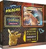 Pokemon TCG: Detective Pikachu Charizard-Gx Case