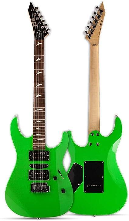 Miiliedy LTD MT-130 Vibrato guitarra eléctrica Práctica para ...