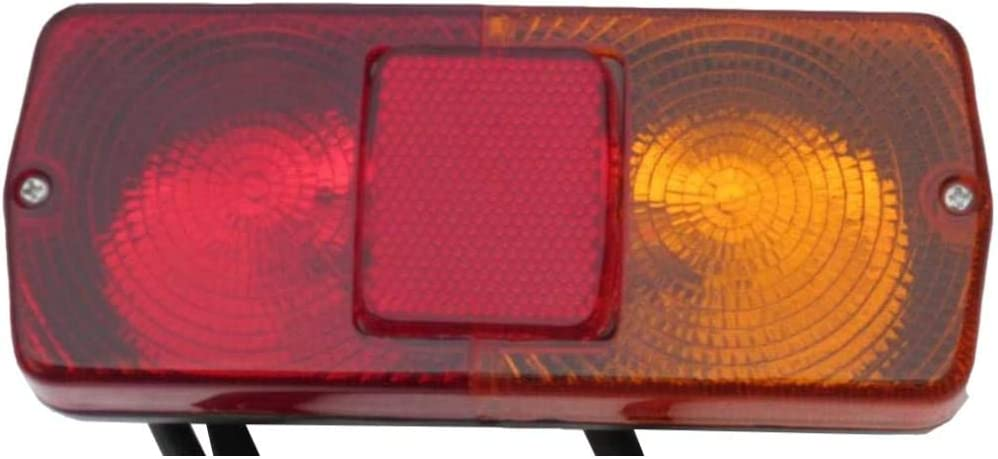 1390 1290 1194 1594 pair set fit 1190 David Brown Tractor Rear Tail Flasher Taillight Assembly 1394 1494 1294 1690 L-R 1490 1694
