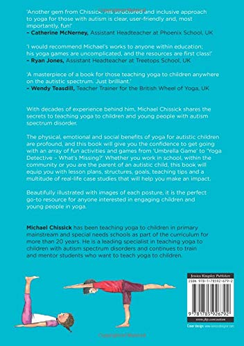 Yoga for Children and Young People with Autism: Amazon.es ...