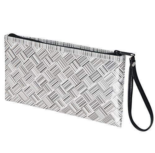 Large wristlet made from barcode labels - FREE SHIPPING, for sale  Delivered anywhere in USA
