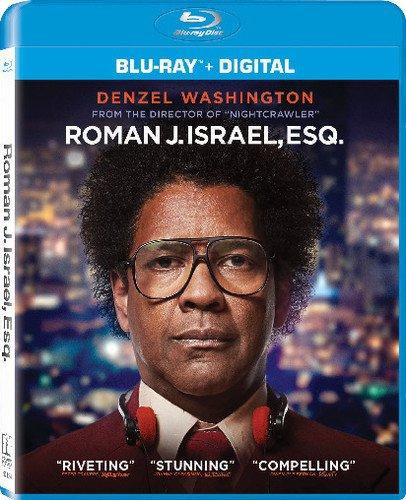 Blu-ray : Roman J. Israel, Esq. (Widescreen, Dolby, AC-3, , Dubbed)