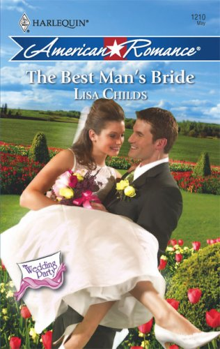 book cover of The Best Man\'s Bride