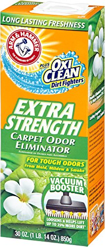 Arm & Hammer Extra Strength Carpet Odor Eliminator, 30 Oz - 3