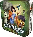 Asmode - CARANIM01 - Jeu Enfants - Cardline Animaux - Version Mtal