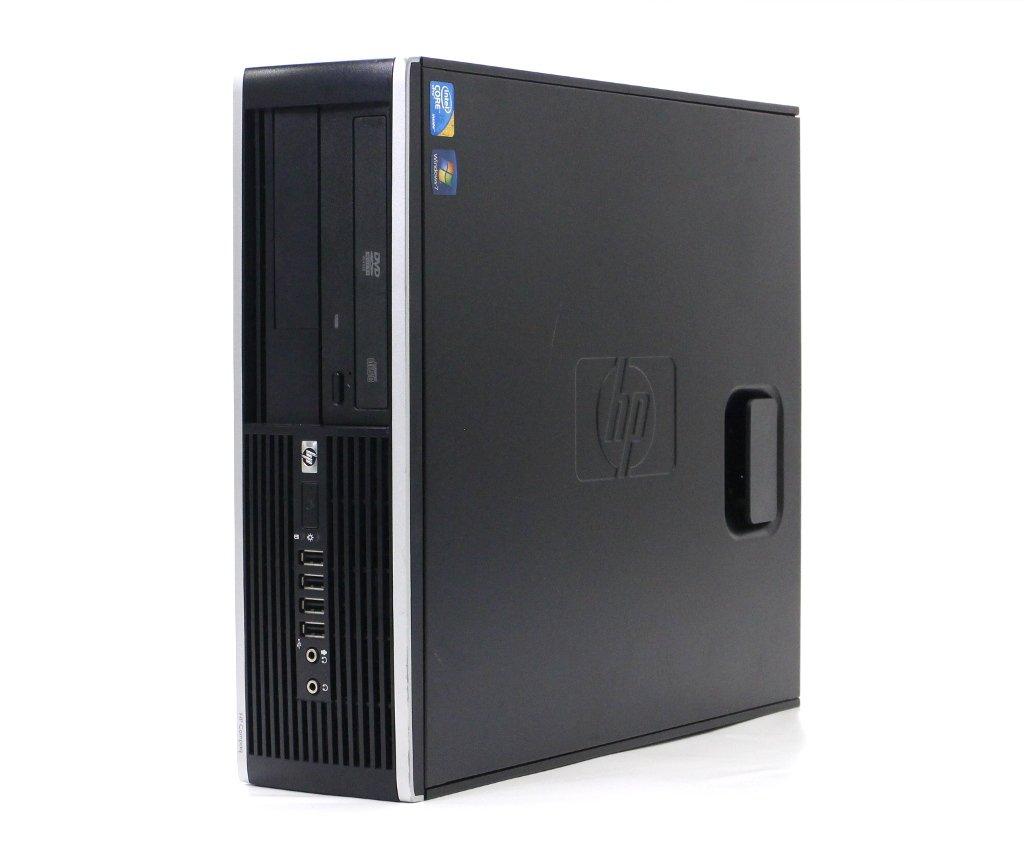 人気ブランドの 【中古】 hp SFF Compaq 8100 Elite SFF i5-650 Core i5-650 8100 3.2GHz 4GB 250GB アナログRGB/DisplayPort出力 DVD-ROM Windows7 Pro 64bit B07F36CQP8, イケモト(雑貨衣類食品):3d3dd37e --- arbimovel.dominiotemporario.com