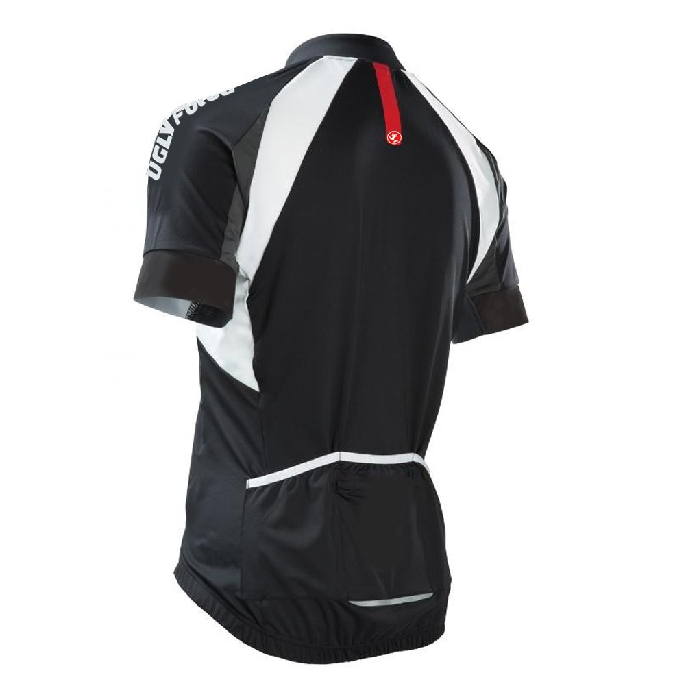 1cfb1ce07 Amazon.com   Uglyfrog Mens Outdoor Sports Cycling Short Sleeve Cycle Jersey  for Summer Bike Shirt Bicycle Top DX12   Sports   Outdoors