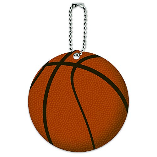 Basketball Round Luggage Suitcase Carry