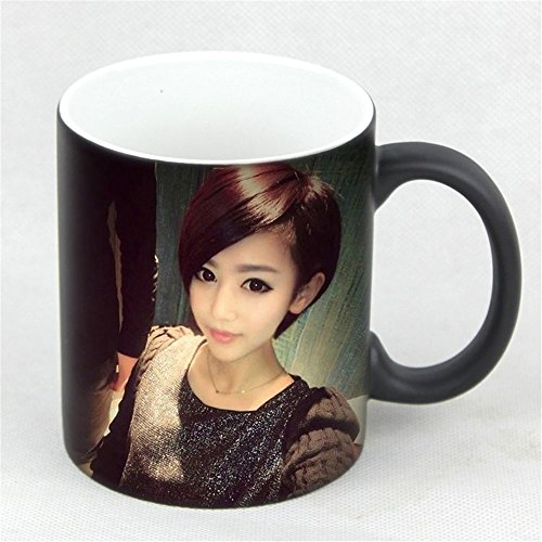 Birthday Gift Customize Cool Guild Wars 2 Citadel of Flame Ceramic Water Hot Magic Color Changing Cup