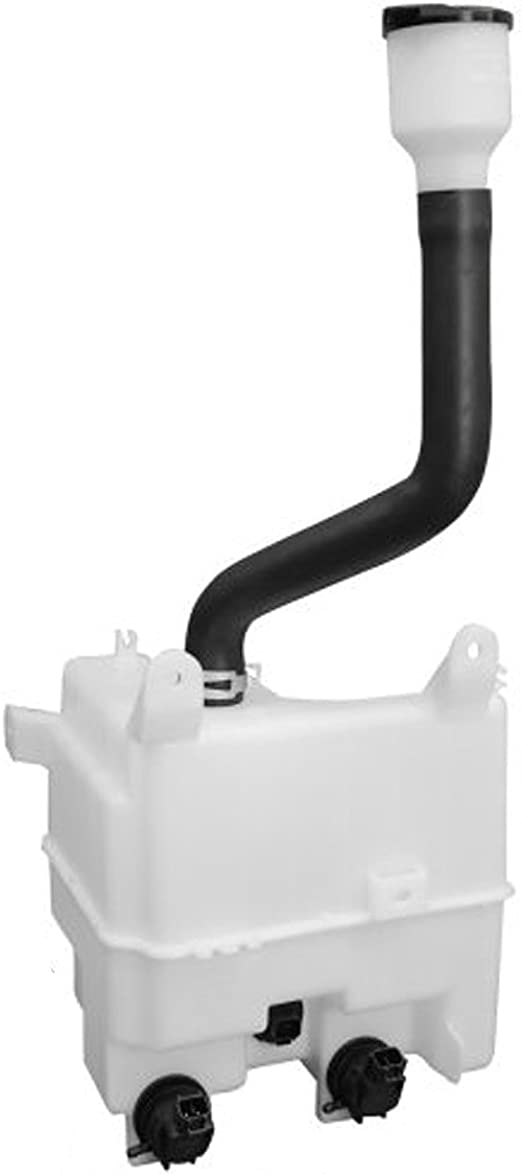 NEW WASHER FLUID RESERVOIR WITH CAP FITS TOYOTA HIGHLANDER 2008-2013 TO1288222