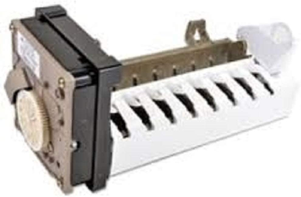 Edgewater Parts W10190966, AP6016628, PS11749920 Ice Maker Compatible With Whirlpool Refrigerator