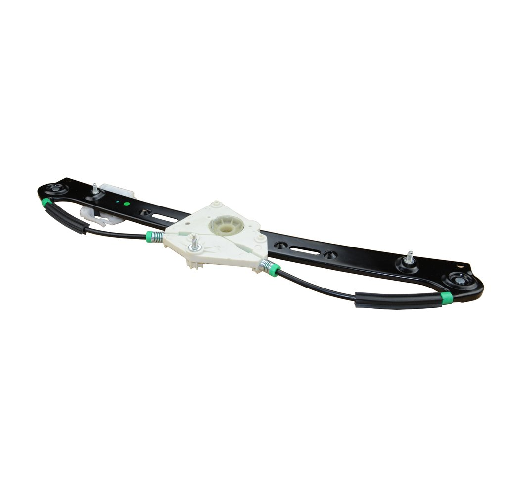 Rear Right Passenger Side Power Window Regulator without Motor for BMW X3 E83 2004-2010