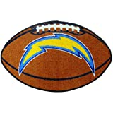 Fanmats San Diego Chargers Team Football Mat