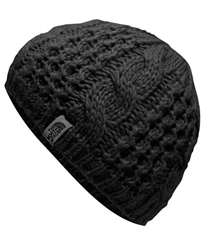 The North Face Youth Cable Minna Beanie TNF Black Medium