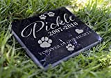 Memorial Pet Headstone - Forever in Our Hearts - D11