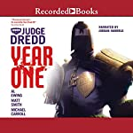 Judge Dredd: Year One: Omnibus | Matt Smith,Al Ewing,Michael Carroll