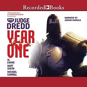 Judge Dredd Audiobook