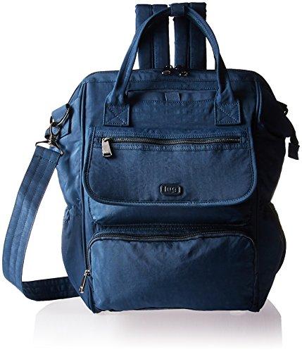Lug Women's via Travel Tote, Navy Blue, One Size by Lug