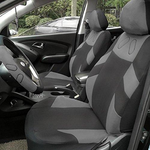 MagiDeal Housse de Siège d'Auto Universel Protecteur Headrest Lot de 13pcs Universel good