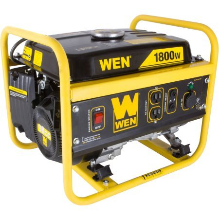 WEN 1800-Watt Generator, CARB Compliant, Lightweight and compact