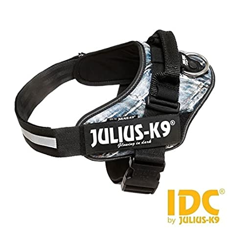 JULIUS-K9 - Arnés IDC PowerHarness, resistente pechera efecto ...