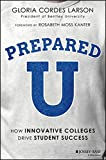 img - for PreparedU: How Innovative Colleges Drive Student Success book / textbook / text book