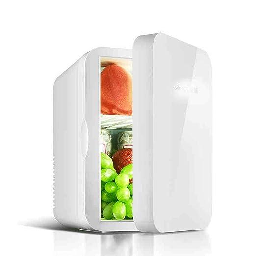 Neveras de Viaje Mini refrigerador de 6L for automóvil, pequeño ...