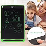 Indigi LCD Writing Tablet 8.5-inch Screen Electronic Writing Board Graphic Pad Digital Drawing for Kids Office One Button Erase Electronic Learning Toy ~Great Gift For Kids~