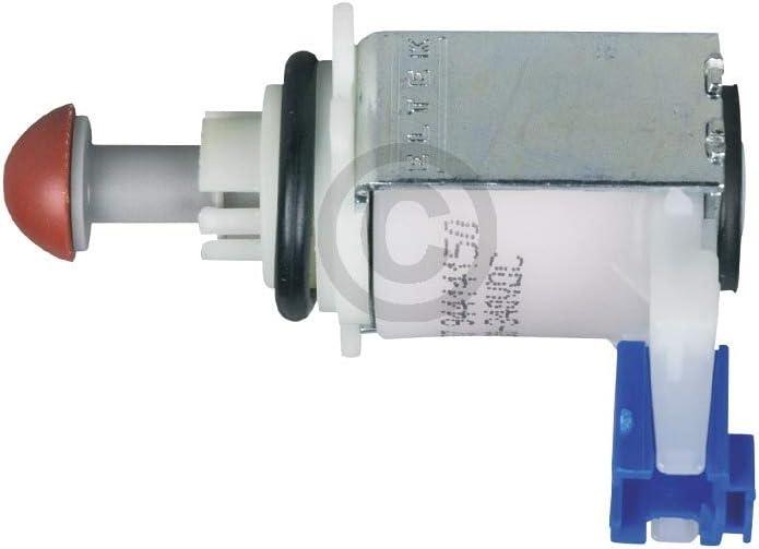 Válvula magnética de repuesto para Bosch 00631199 Válvula de intercambiador de calor, dosificación regeneradora para intercambiador de calor lavavajillas