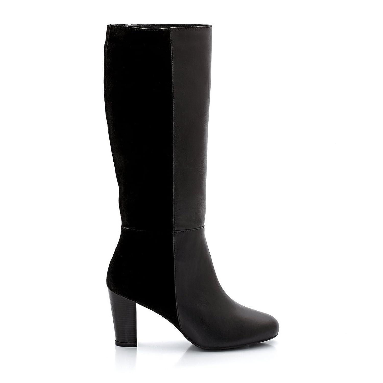 Atelier R Womens Leather Boots 8 Cm Heel Amazoncouk